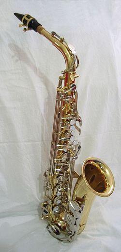 Das Alt-Saxophon
