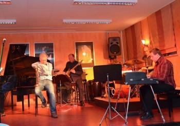 Das Public Rehearsal Jazz Quartet