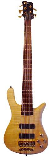 Elektrischer Bass