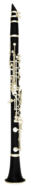 B-Klarinette mit Böhm-System