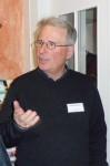 Wolfgang Philipp in angeregter Unterhaltung