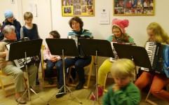 Das Akkordeon-Ensemble