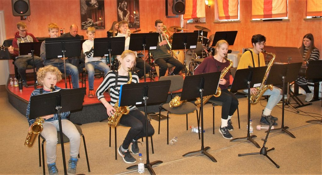 Die Youngster BigBand